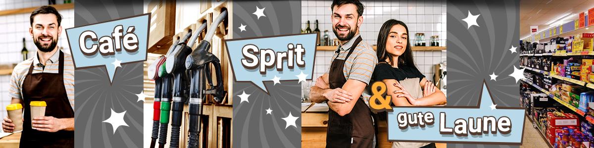 Cafe, Sprit & gute Laune