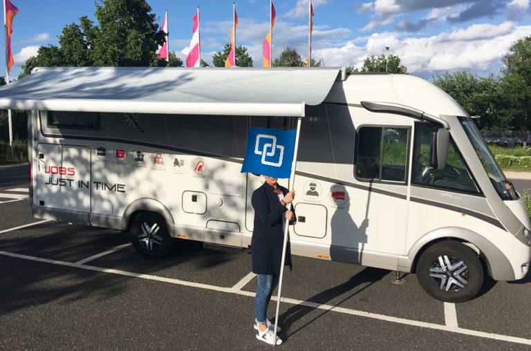 Das Jobmobil in Jena